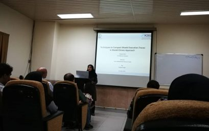 Ph.D. Thesis Defense By Ms. Fazilat Hojaji