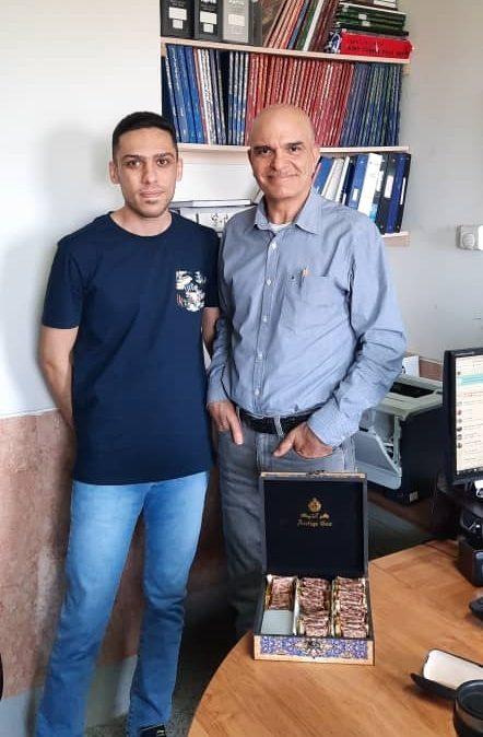 M.Sc. Thesis Defense By Mr. Mehdi Ziyaee