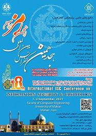 پذیرش مقالهی آقایان دیب و حسن در کنفرانس ISCISC 2021