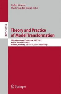 A survey of model transformation design pattern usage