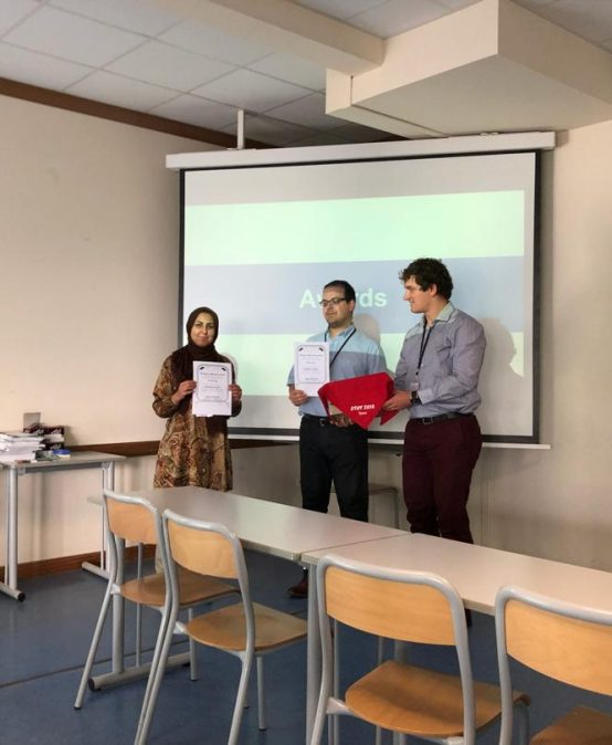 Winning two awards in Transformation Tool Contest (TTC 2018)