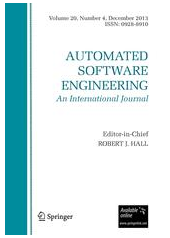 Acceptance of Mr. Gharaat and Mr. Sharbaf's paper in  Automated Software Engineering Journal